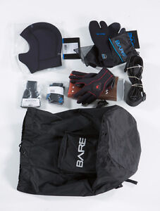 Bare D6 drysuit and dive gear. Never Used London Ontario image 5
