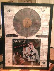 ZON - Astral Projector - Coloured Vinyl Record 1978 - FRAMED London Ontario image 6