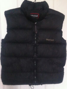 Men's MARMOT downfilled vest