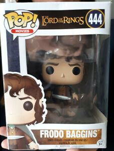 POP! LORD OF THE RINGS - FRODDO BAGGINS