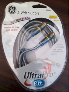 *****S-Video Cable – 8 Ft. – NEW*****