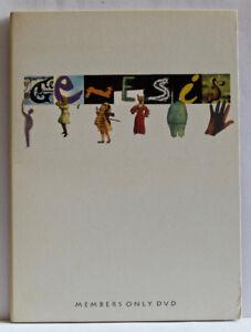 Genesis – Members Only DVD 2008