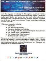 ASTROLOGY COURSE FOR BEGINNERS