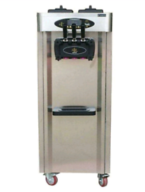 Large Commercial Electric stainless steel Ice Cream Machine for Sale