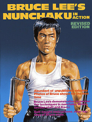 Book Bruce Lee: Nunchaku in action - SPECIAL OFFER for limited period only.