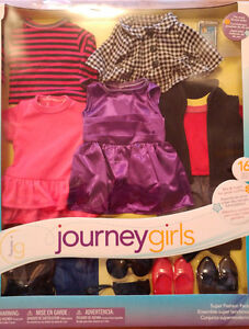 Journey Girls outfits