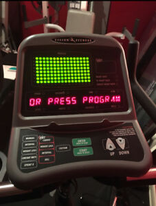 Exercise bike - Vision Fitness