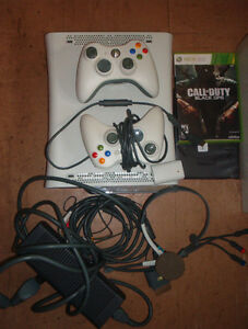 XBox 360 everything  you see is what you get,works great! 40