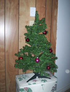 "30"" artificial Christmas Xmas tree"