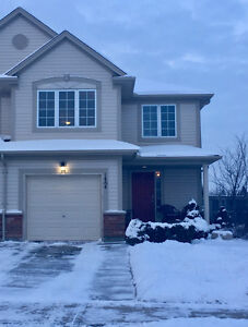 Beautiful Summerside Freehold Townhome NO CONDO FEES! $259,900