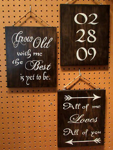 Personalized hand painted wood sign Kawartha Lakes Peterborough Area image 9