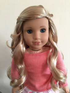 Custom American Girl doll