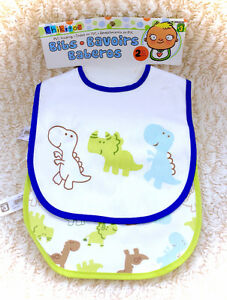 New Package Of Infant Baby Bibs