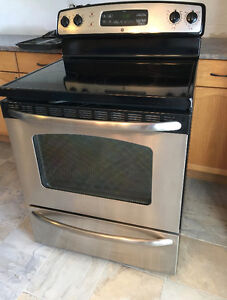 GE Stainless Oven/Stove