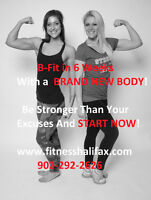 B-Fit in 6....6 Weeks to a NEW BODY!