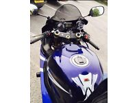 IMMACULATE GSXR 600 FIRST TO SEE WILL BUY