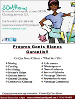 SOAPrenos Cleaning Services G.P.