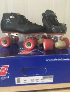 Riedell 495 Roller Derby Skates size 6.5 mens