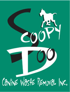 Scoopy Doo  DOG / PET WASTE Removal Professionals!