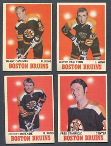 BUYING HOCKEY CARDS TO COMPLETE SETS -> 60's and 70's Cambridge Kitchener Area image 7