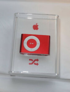 iPod Shuffle Red Product - NEW