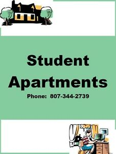 from $325 per Student when you rent these apartments and houses
