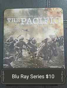 The Pacific Blu-ray series in collector tin -  EUC