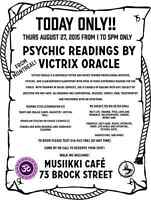PSYCHIC READING SUPER MOON SPECIAL. TODAY ONLY!!