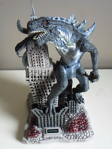 Godzilla 1998 Electronic Coin Bank with Motion,Lights and Sounds