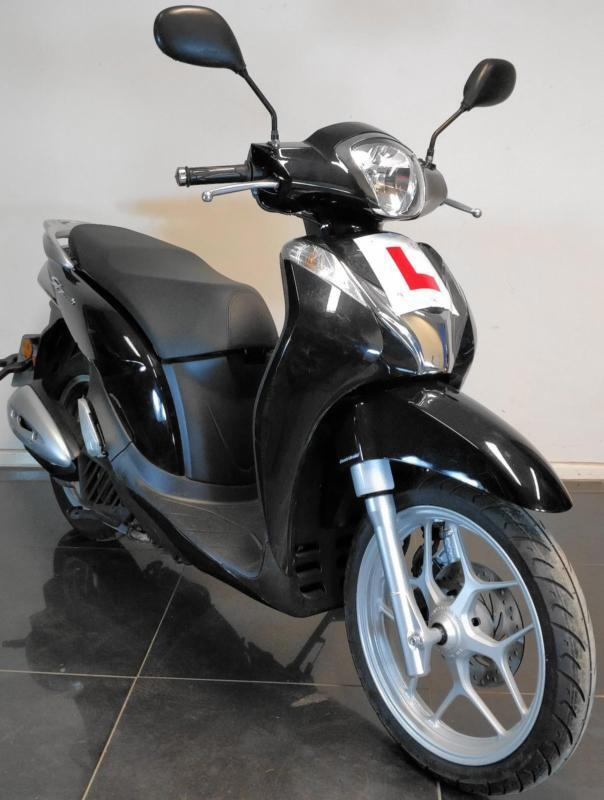 2017 67 Honda Anc 125 H Sh Mode 125 Scooter Project
