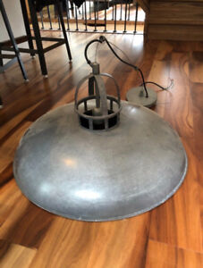 CB2 Pendant Light - New
