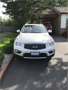 2017 Infiniti QX50 - Lease Takeover