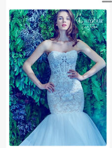 Stunning Brand New Calla Blanche Wedding Dress