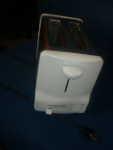 Proctor Silex two slice toaster Works well $5.00