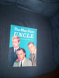 1965 The Man From UNCLE The Coin Of El Diablo Affair  pb