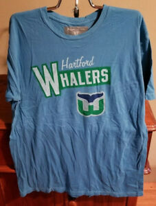 Hartford Whalers  Men's t-shirt new size XL