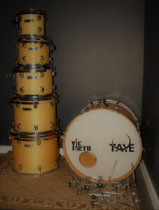 Drum shell pack Taye Pro X Hardwood 6mcx