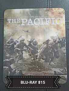 The Pacific Blu-ray series in collector tin - perfect condition  Kitchener / Waterloo Kitchener Area image 1