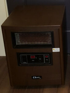 Classic Portable Infrared Heater for Sale