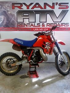 Quad, dirt bike, 3 wheller ect... repairs