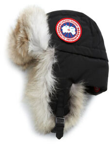 Canada Goose Aviator Hat Excellent Condition Almost New Unisex