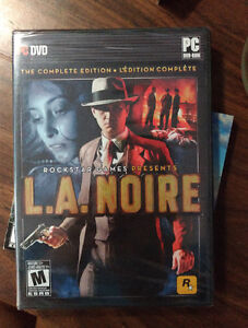 [PC Game] L.A. Noire The Complete Edition (brand new)