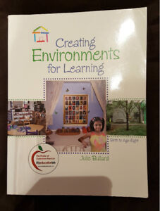 Creative Effective Learning environments