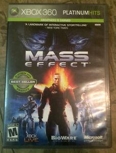 Mass Effect 1, 2 & 3