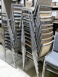 Stackable Waiting Room Chairs