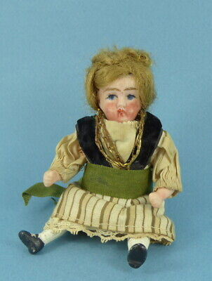Vintage dolls house doll.
