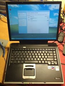 TOSHIBA TECRA S1 LAPTOP WINDOWS XP