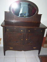 Beautiful Antique Oak buffet