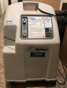 Invacare Platinum 10 homefill oxygen concentrator