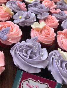 Delicious & Elegant Cake pops, cupcakes and cupcake bouquets